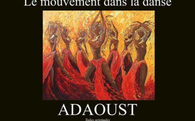 Edition d'art – Le mouvement dans la danse
