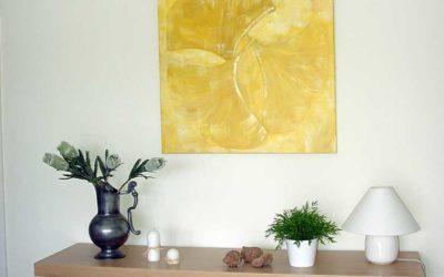 Des tableaux vendus en mars 2003 dans ma galerie d'art de Sanary-sur-mer